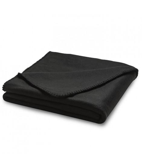 TODAY Plaid Access - 100% polyester - 125 x 150 cm - Réglisse