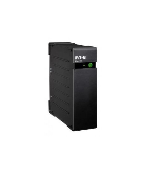 EATON Onduleur en veille Ellipse EL650IEC - 650 VA/400 W - 2U Rack/Tour - 220 V AC Entrée - 3 x IEC 60320 C13, 1 x IEC 60320 C13