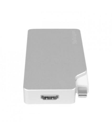 STARTECH Adaptateur Mini DP a VGA DVI HDMI
