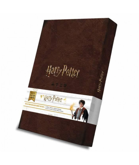 Shuffle - COFFRET COLLECTOR HARRY POTTER - 8 JEUX DE 54 CARTES