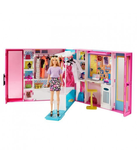 BARBIE Le Dressing Deluxe