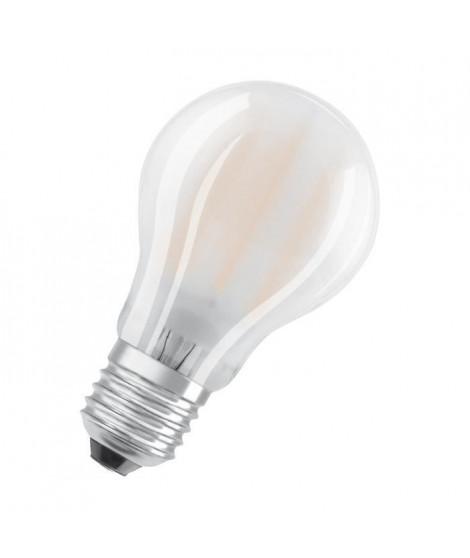 OSRAM Ampoule LED E27 standard dépolie 4 W équivalent a 40 W blanc froid