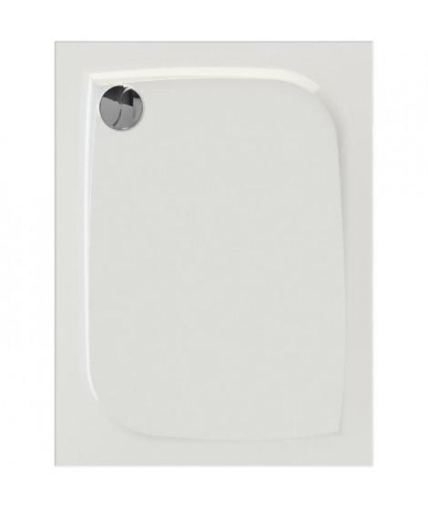 ALLIBERT Receveur de douche Jacana 2 - 120 x 90 cm - Blanc