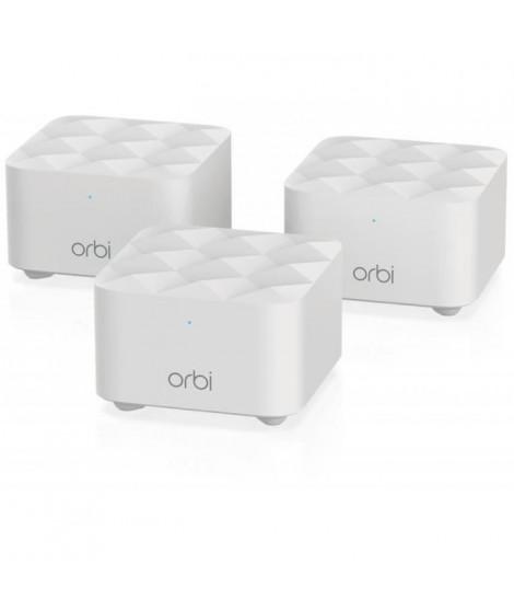 NETGEAR Systeme WiFi Mesh Orbi AC1200 RBK13