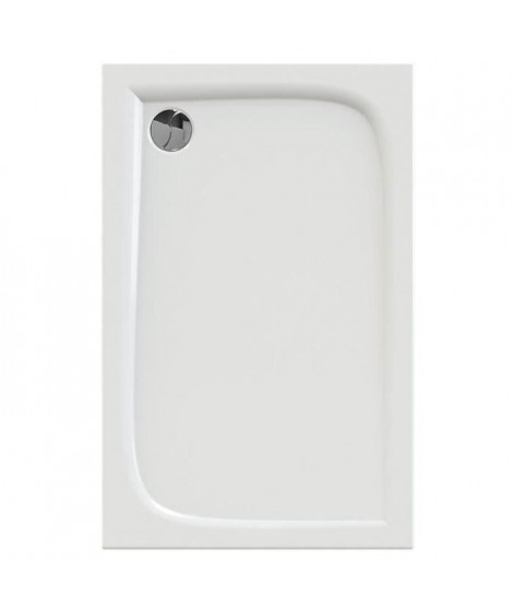 ALLIBERT Receveur de douche Jacana 2 - 140 x 90 cm - Blanc