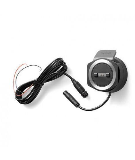 TOMTOM - Accessoire pour RIDER SERIE 40/400 - Support alimenté (sans fixation) + câble pour moto