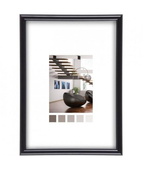 Cadre photo Expo noir 18x24 cm - Ceanothe, marque française