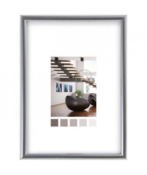 Cadre photo Expo argent 18x24 cm - Ceanothe, marque française