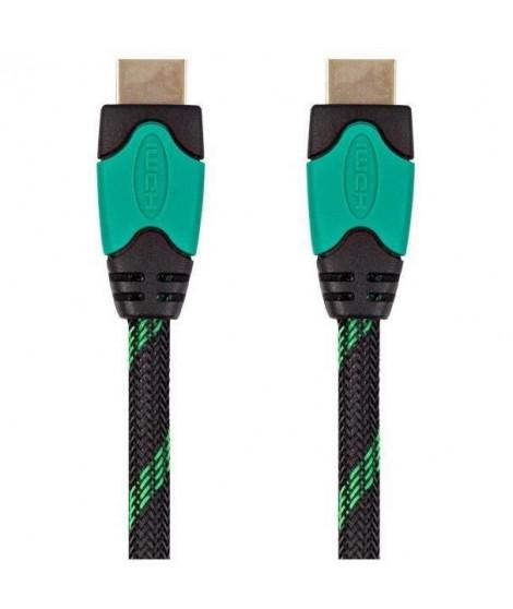 Cable HDMI Xbox One 4K 3M Vert/Noir Under Control