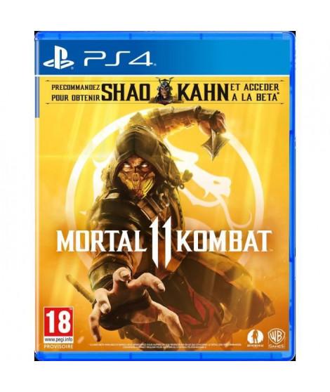 Mortal Kombat 11 Jeu PS4