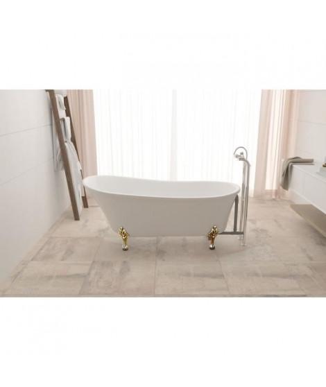 Baignoire design - blanc - 160x72x75
