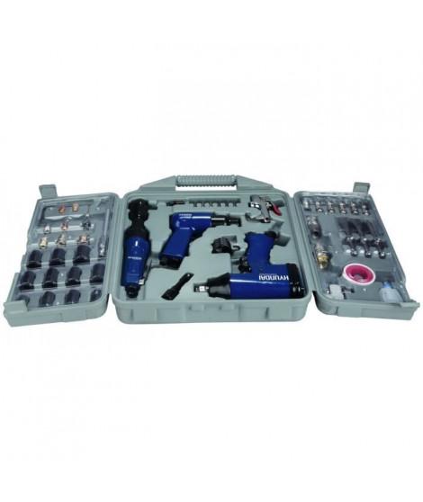HYUNDAI Kit 3 outils pneumatiques pour compresseur