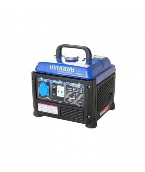 HYUNDAI Groupe électrogene Inverter 1200W  moteur 4 temps essence