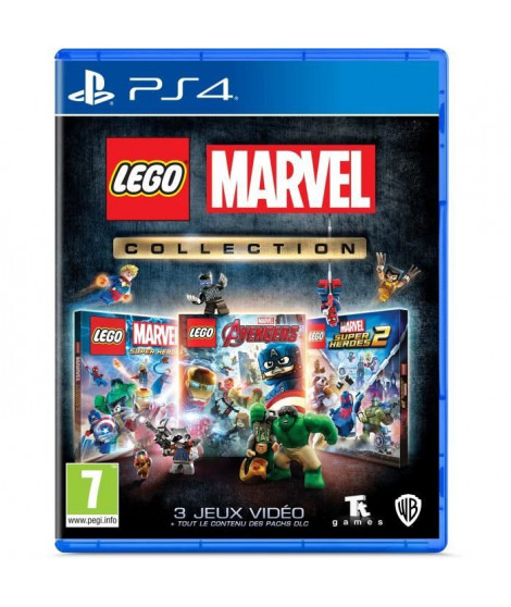Lego Marvel Collection Jeu PS4