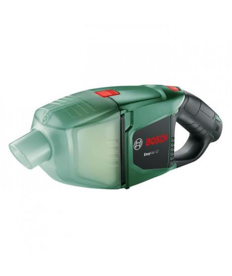 BOSCH Aspirateur sans-fil EasyVac 12, batterie 2,5 Ah