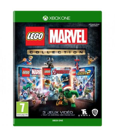 Lego Marvel Collection Jeu Xbox One