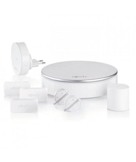 SOMFY Pack alarme maison sans fil connectée évolutive Home Alarm