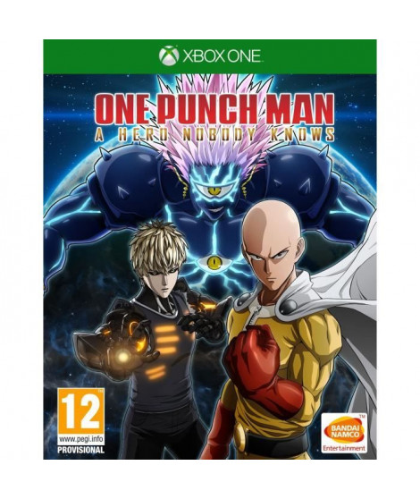One Punch Man : a hero nobody knows Jeu Xbox One