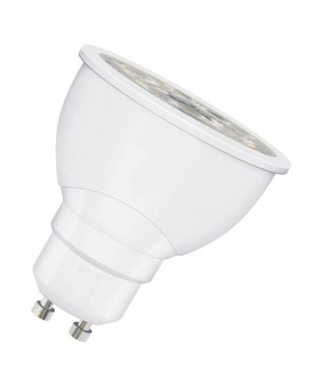 OSRAM Smart+ Spot LED Connectée - GU10 Dimmable Blanc Chaud/Froid 6W (50W) - Pilotable via une passerelle Zigbee