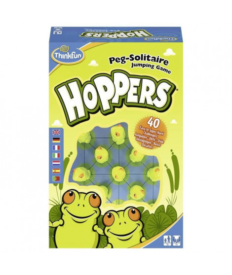 RAVENSBURGER Hoppers