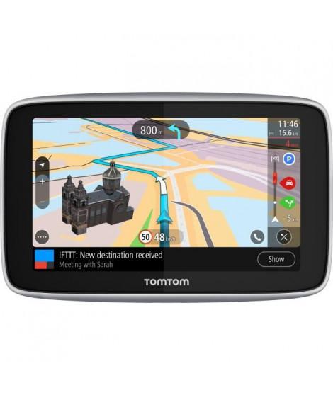 TOM TOM Gps - GO PREMIUM 5 Pouces connecté cartographie Monde