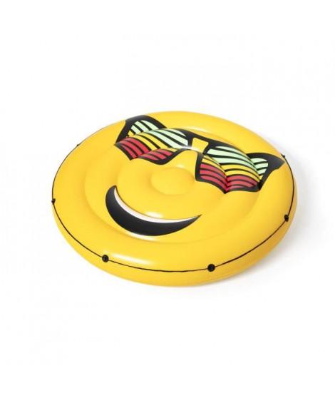 BESTWAY Ile gonflable Smiley diametre 188 cm