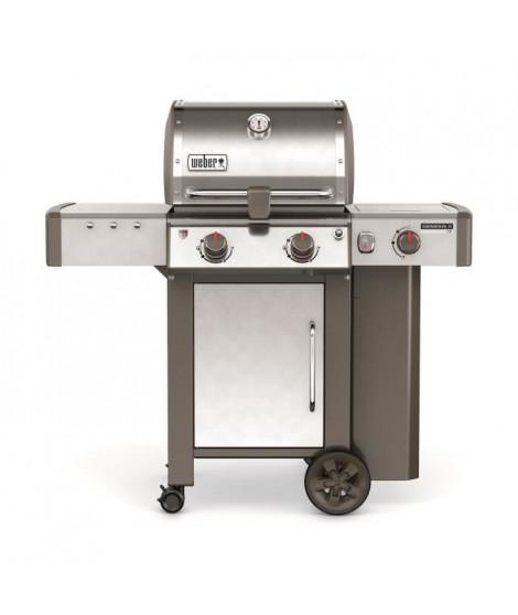 WEBER Barbecue a gaz Genesis II LX GBS S-240 - Fonte émaillée et inox