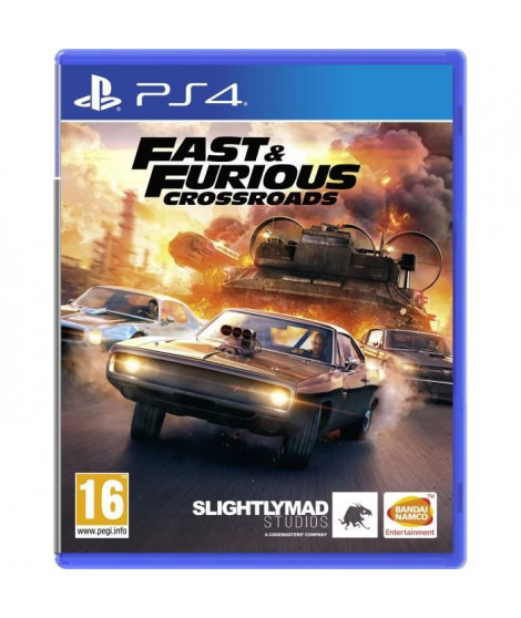 Fast & Furious Crossroads Jeu PS4