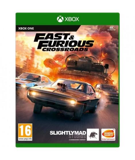 Fast & Furious Crossroads Jeu Xbox One
