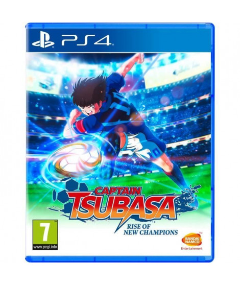 Captain Tsubasa: Rise Of New Champions Jeu PS4