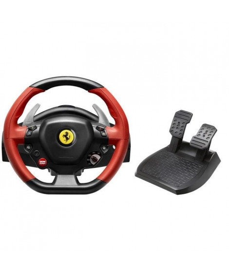 THRUSTMASTER Volant FERRARI 458 SPIDER Racing Wheel - Xbox One