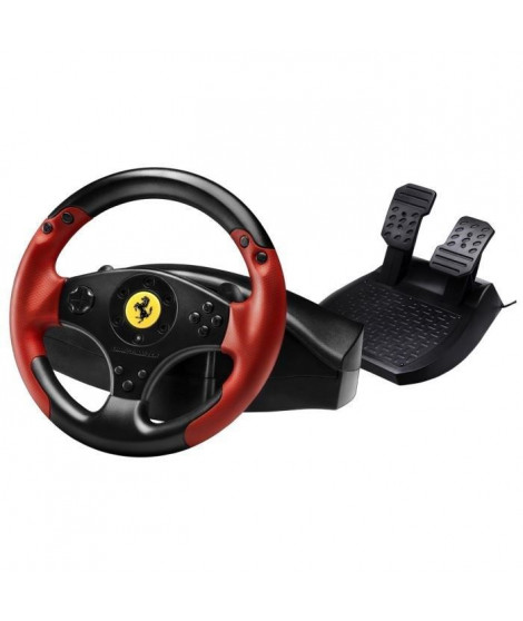 THRUSTMASTER-Ferrari Red legend /PS3-PC