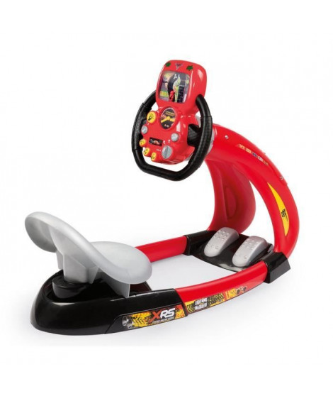 SMOBY Cars XRS V8 Driver + Support