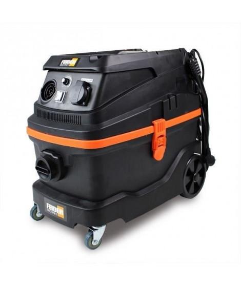 FEIDER Aspirateur eau et poussiere 1600W 30L 18 Kpa FAP1630