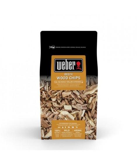 WEBER Boîte de bois de fumage Hetre