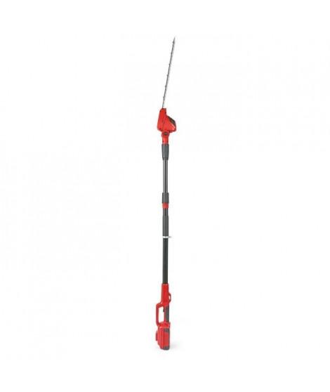 MTD Taille-haies a batterie 50 cm 188 w 36 v 2 ah hauteur de travail 2,15 a 2,75 m batterie et chargeur en option