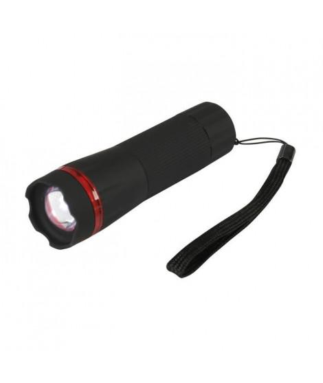 EXPERT LINE Lampe Torche 1 LED avec zoom