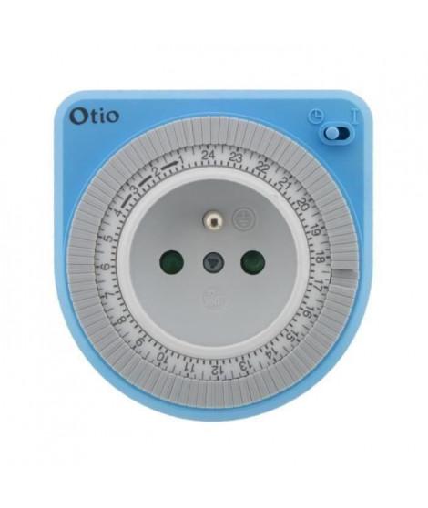 OTIO Programmateur mécanique bleu