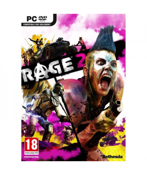 Rage 2 Jeu PC