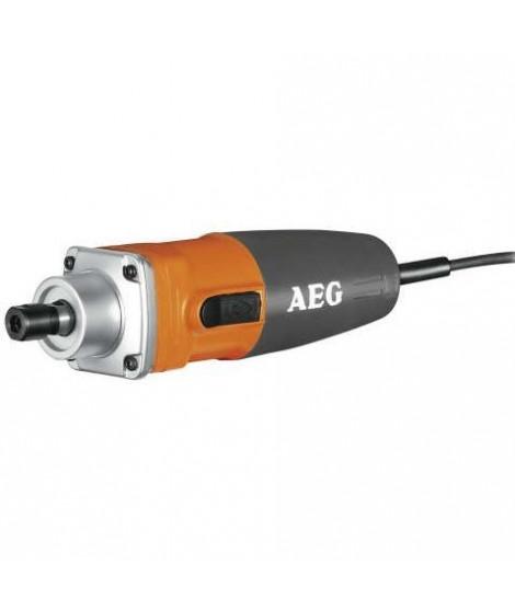 AEG Meuleuse droite GS500E - 500 W - Avec clés et pinces de 6 mm
