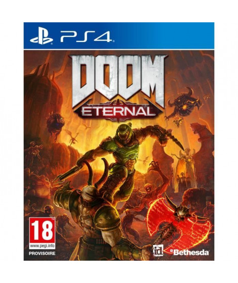 Doom Eternal Jeu PS4