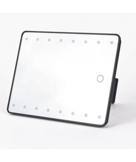 COSMETIC CLUB Miroir Led a Ecran Tactile M8