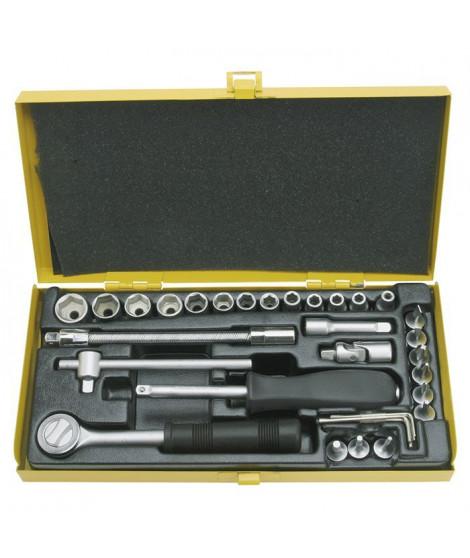 COGEX Coffret clés a douilles Pro 33 pieces