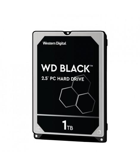 WD Black™ - Disque dur Interne Performance - 2To - 7 200 tr/min - 3.5 (WD2003FZEX)