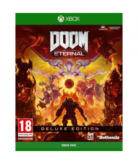 Doom Eternal Edition Deluxe Jeu Xbox One