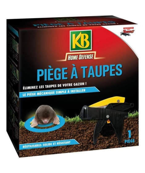 KB HOME DEFENSE piege a taupes