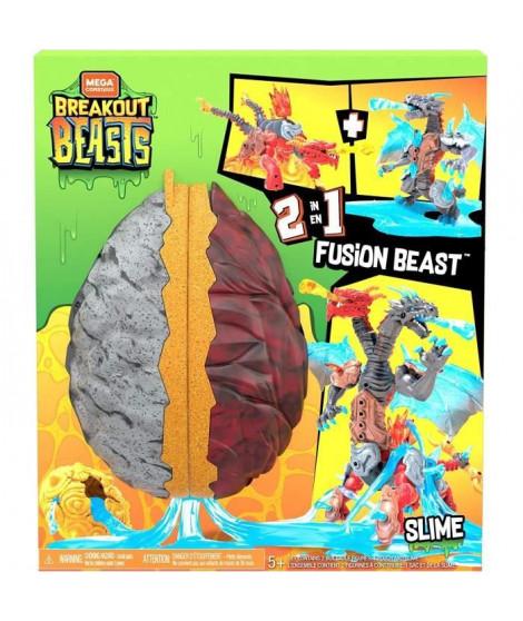 Mega Construx - Mega Construx Fusion Beast 2 En 1 - 5 ans et +