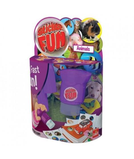 Goliath - Sticker Fun Animals