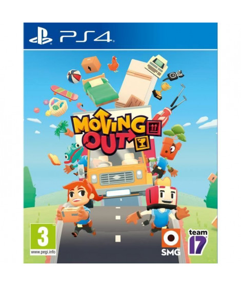 Moving Out Jeu PS4