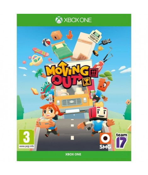 Moving Out  Jeu Xbox One